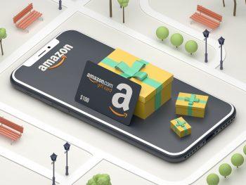 Acheter une carte-cadeau Amazon avec PayPal