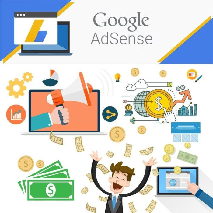 Apply for AdSense
