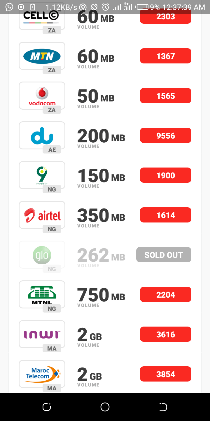 Get 10GB Free Internet Data For All Network Provider With Dent App