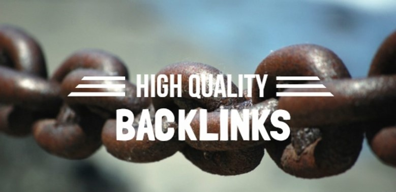 High quality backlinks