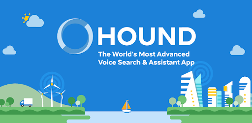 Hounds voice search apps