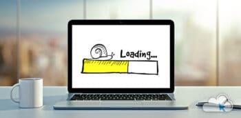 website speed loading