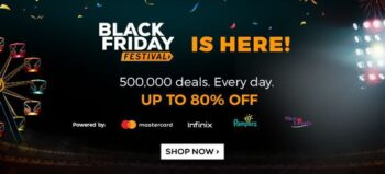 Jumia Offers Up to 80% Black Friday Discount On almost All Products
