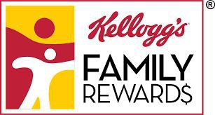 Kellogg's Rewards earn PayPal Gift Card