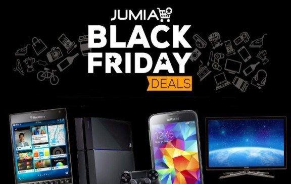 Jumia Black Friday festival