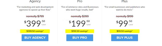 Monster Insights WordPress plugins