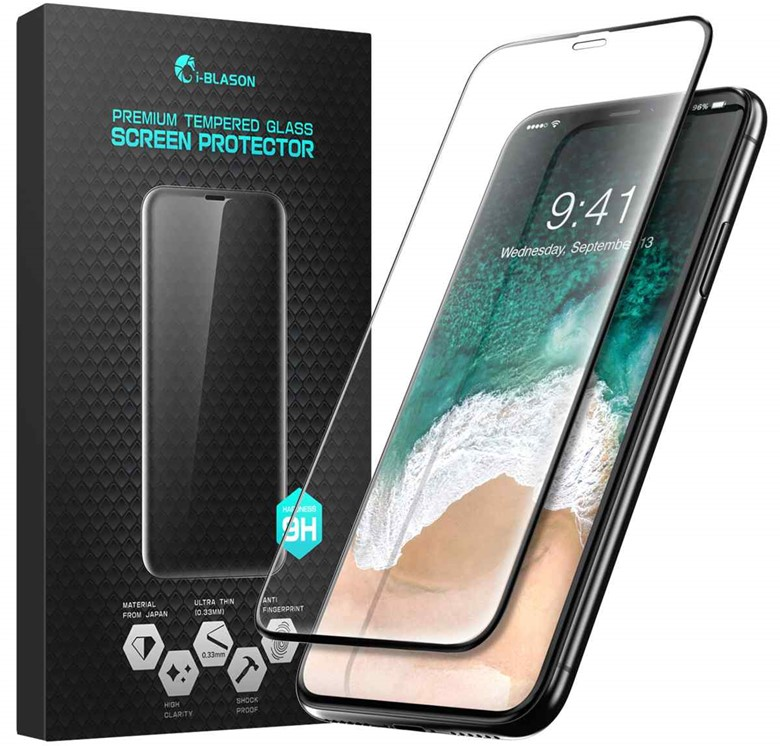 Screen Protector for iPhone and Mobile Phone Accessories