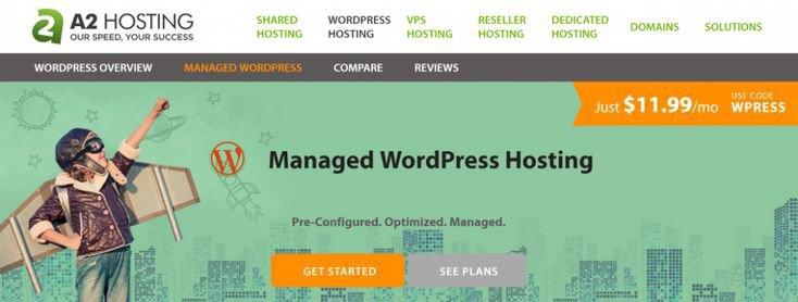 A2 hosting hosting providers