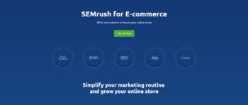SEMrush for eCommerce