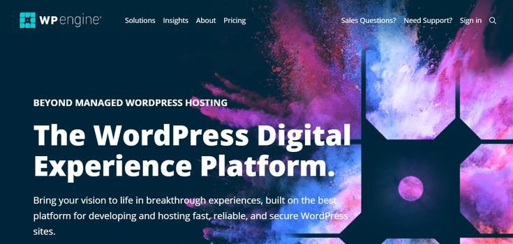 Wp cloud wordpress hosting