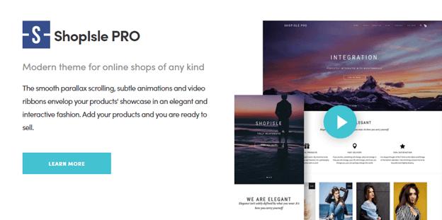 Shopisle Pro Theme themeisle reviews