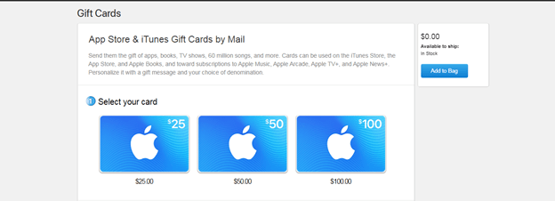 iTunes Gift Card How To Use it