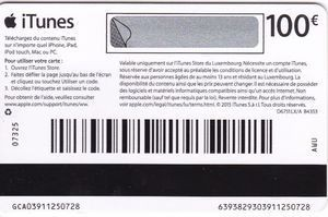 Redeem iTunes Gift Card