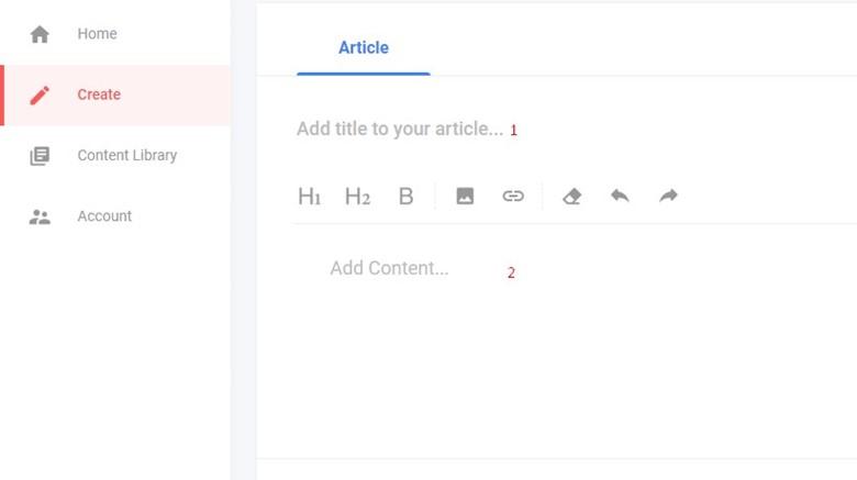 posting content online