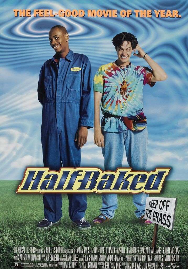 Half Baked (1998)   90's Comedy movies