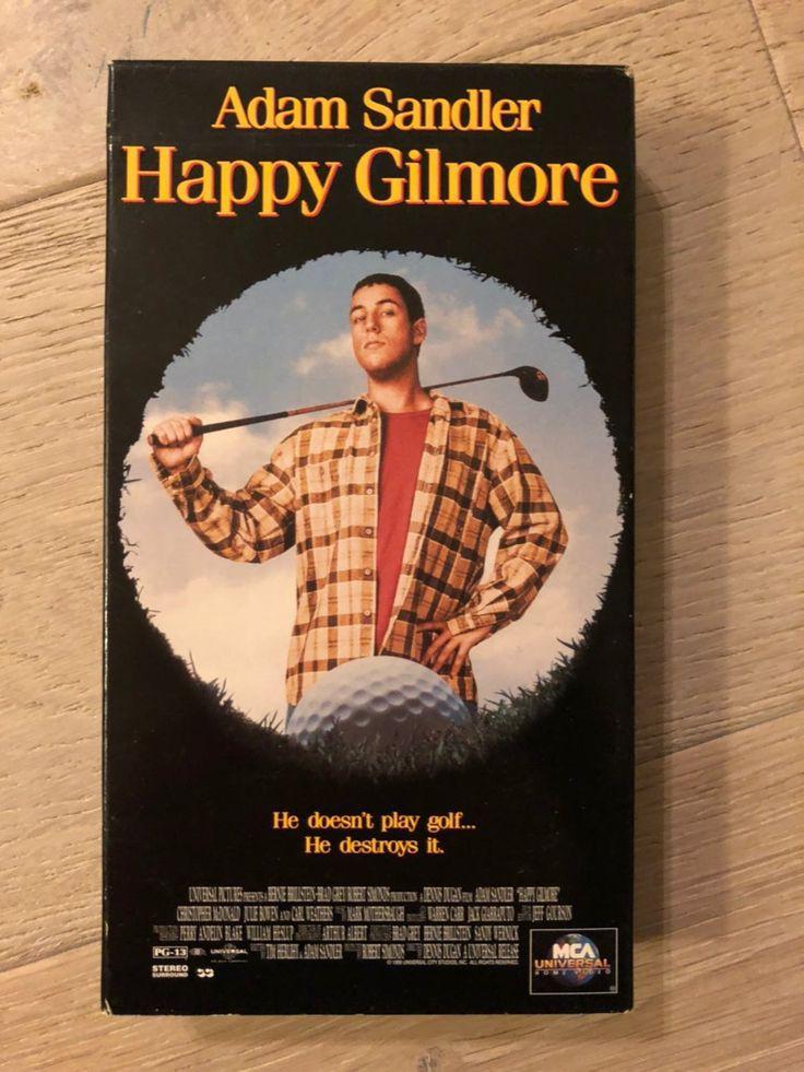 Happy Gilmore (1995)   90's Comedy Movies