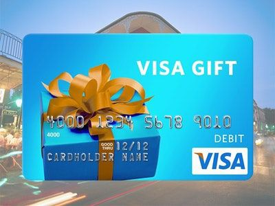 activating a visa gift card for online purchases
