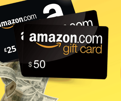 Convert Amazon Gift Card To PayPal Money fast
