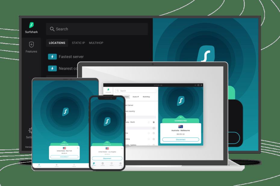 How to use Surfshark VPN