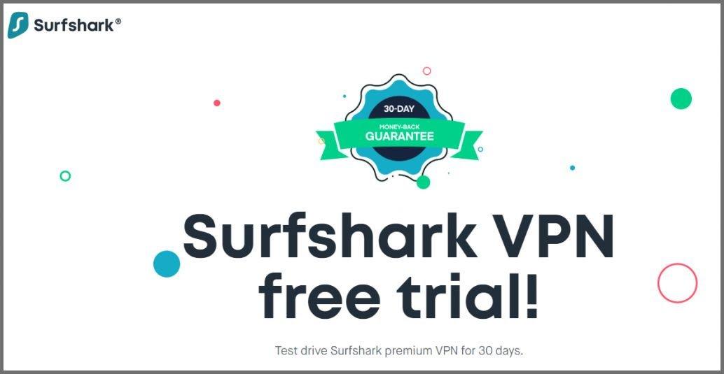 Surfshark-Free-Trial