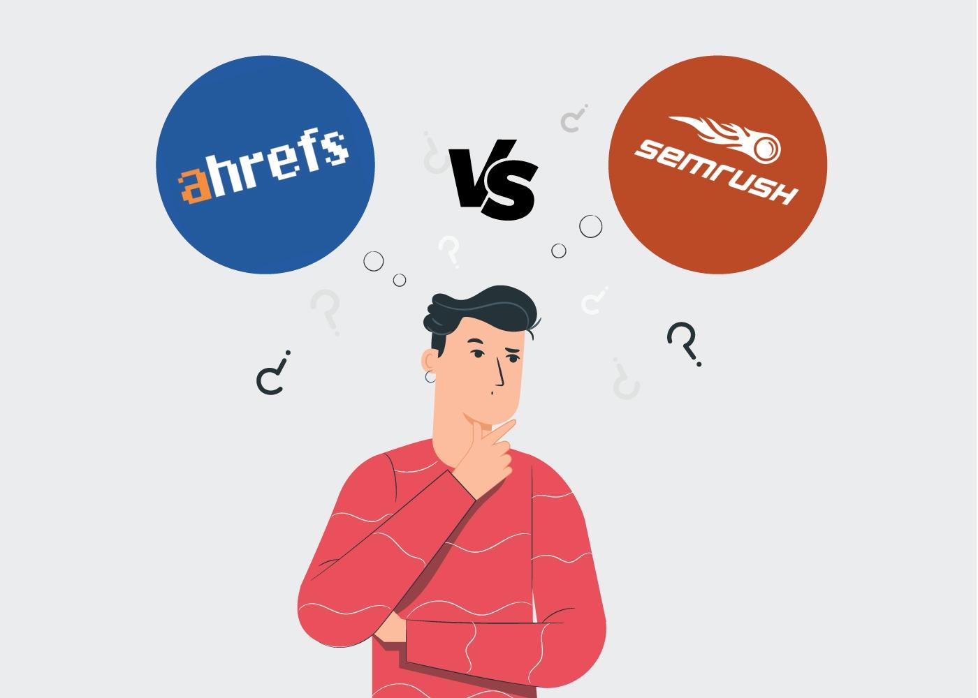 Semrush vs Ahref compared