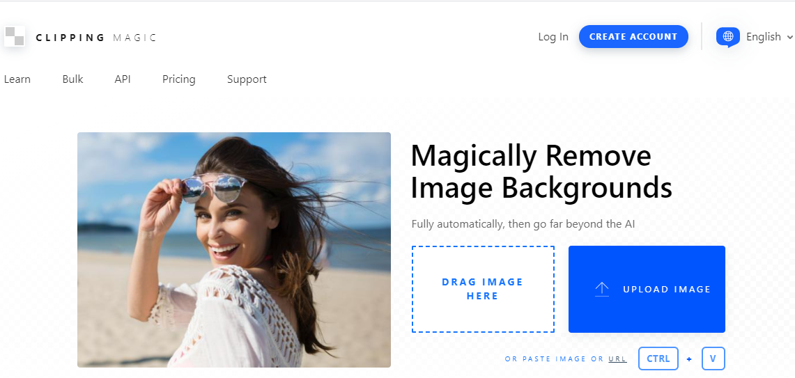 Clippingmagic.com Background Image Removal