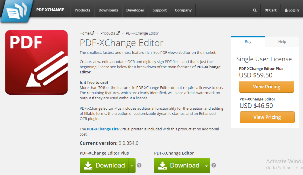 pdf-xchange-editor
