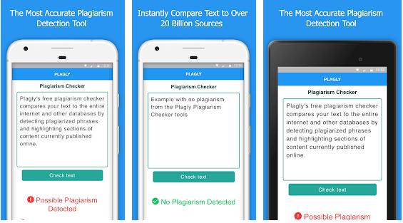 Plglay - Plagiarism Checker
