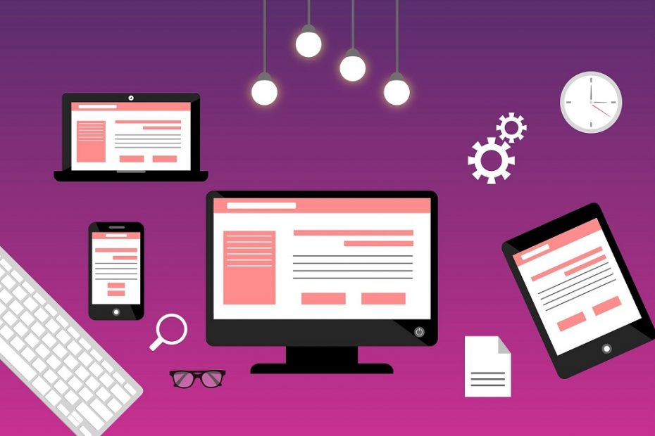 choosing the right web design and web development agency
