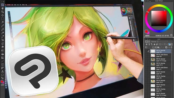 Clip Studio Paint Best Animation Software