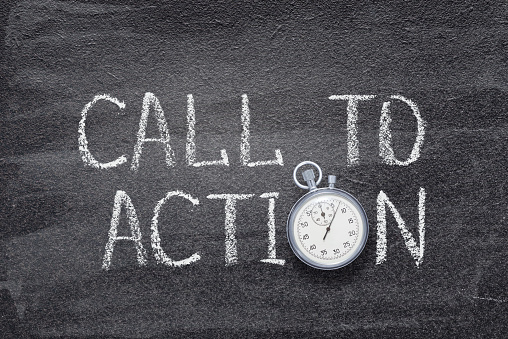 The Power Of A Strong Call To Action - Unlimited Click is Guarantee.