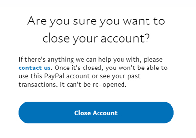 Someone Hacked my PayPal Account, What Do I Do?